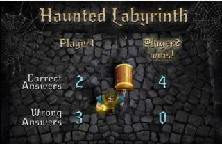 Haunted Labirynth