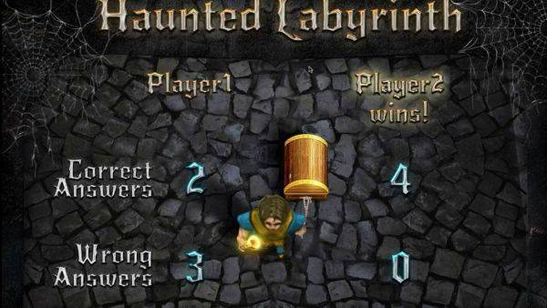 Haunted Labirynth