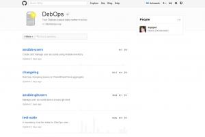 Software Recommendation: DebOps